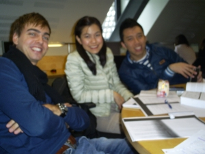 Multinational Finance Team 3: Ben, Nan & Lim